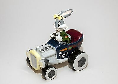 Bugs Bunny & The Flaming Carrot Car Salt & Pepper Shakers