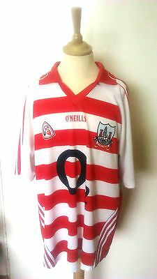Cork GAA (Ireland) Official O'Neills Goalkeeper Hurling Jersey (Adult Small)