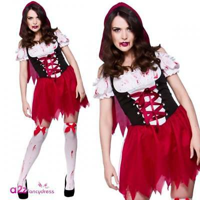 ADULTE COSTUME PETIT chaperon rouge cosplay tenue femme robe ... f3af541f346