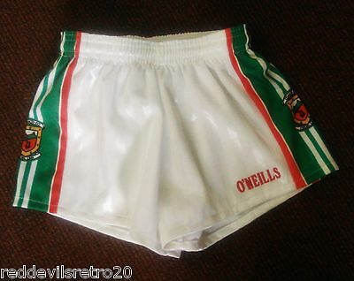 Mayo GAA Official O'Neills Gaelic Football Shorts (Youths 1-2 Years)