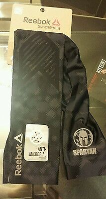 Reebok  Compression Arm Sleeves Spartan Race CrossFitness Pair 2XL New Z9098