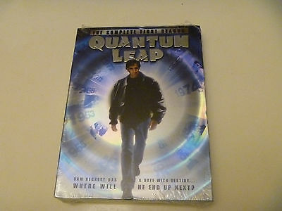 DVD QUANTUM LEAP COMPLETE FIRST SEASON brand NEW SEALED