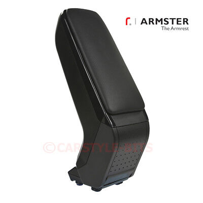 SEAT IBIZA '2008> Armster S Armrest - Black