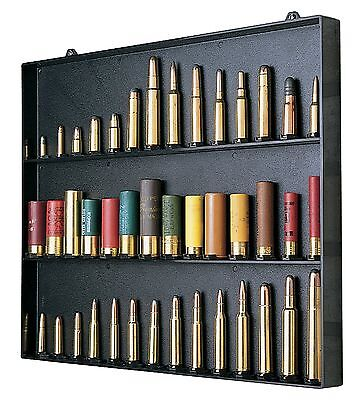 MTM Cartridge Display Board provides space for 42 cartridges, Black {CBD-1-40}