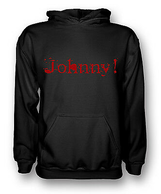 The Shining - Here's Johnny - Quote - Mens Hoodie