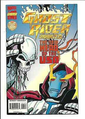Ghost Rider 2099 # 13 (May 1995), Nm