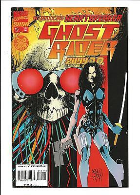 Ghost Rider 2099 # 15 (July 1995), Nm