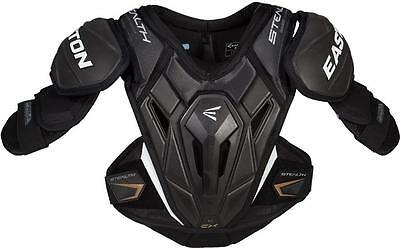 New Easton Stealth Cx  Shoulder Pads Size - Senior Free Shipping