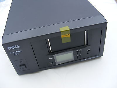 Dell Y5258 Powervault 120T Dds4 Autoloader 160/320Gb Tape Drive Unit Tsl-S11000