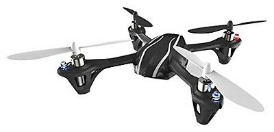 Quadcopter with LED's, HUBSAN X4 H107 Mini RC Helicopter Gyro 6 Axis 4 Channel