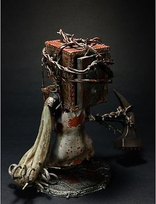 """The Evil Within """"The Keeper"""" Bobblehead 6"""" TALL PVC Material in BOX NEW"""