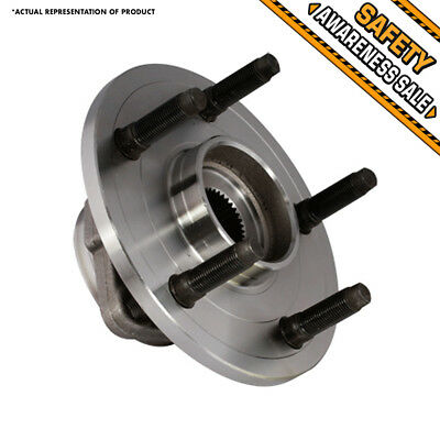 NEW Front Wheel and Hub Bearing Assembly 2002 - 2008 DODGE RAM 1500 RWD 4X4 4WD