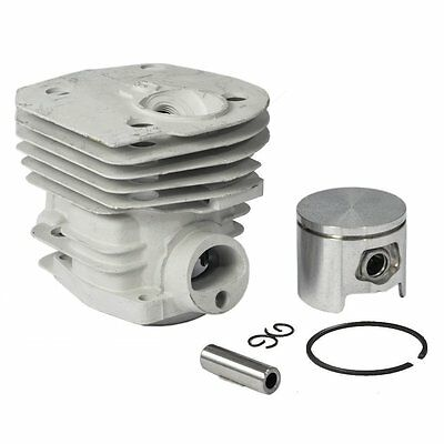 Cylinder Piston Rebuild Kit Assembly for Husqvarna 350,351,346 Chainsaw by ISE®