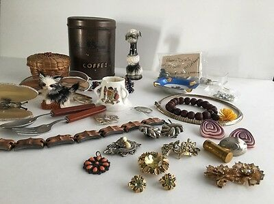 Nice Lot! Miscellaneous Jewlery; Lot of Mixed Items and Vintage Collectibles
