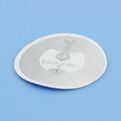 1/5/10Pcs NFC Smart Labels Adhesives  Sticker 1152 Bits fore Android Smartphon B