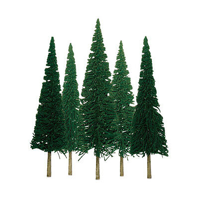 "JTT SCENERY 92001 SUPER SCENIC PINE TREES 1"" to 2""  Z-SCALE 55/PK  JTT92001"