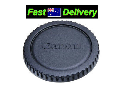 Camera Body Cap for CANON EOS DSLR & EOS Film! 20D 30D 40D 50D 60D 70D 80D 1D 5D