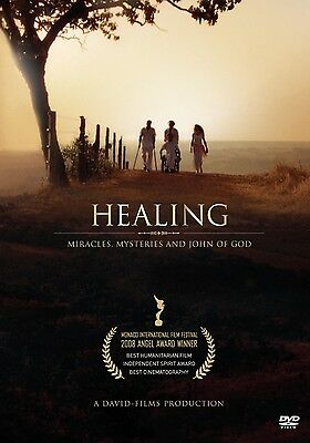 Healing - Miracles, Mysteries and John Of God DVD