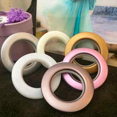 Plastic Curtain Eyelets and Rings Tape buckle Clips Grommets Home Decor