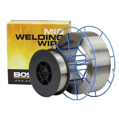 Bossweld 308LSi Mig Wire x 1.2mm x 15 Kg - 200037
