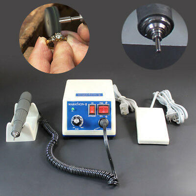 Dental Lab Electric Marathon Micromotor Polisher Unit N3+ 35K RPM Handpiece