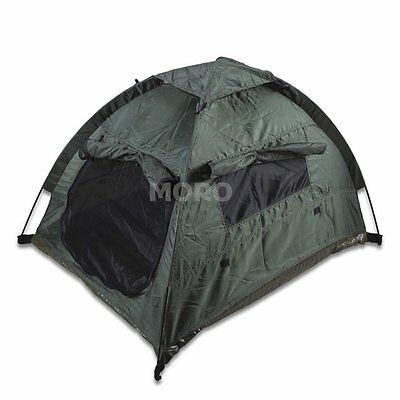 Portable Pet Dog Cat Tent Bed Waterproof Windproof F Camping Hiking In/Outdoor
