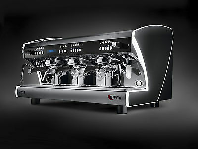 WEGA Polaris EVD 3 Group Commercial Espresso Coffee Machine