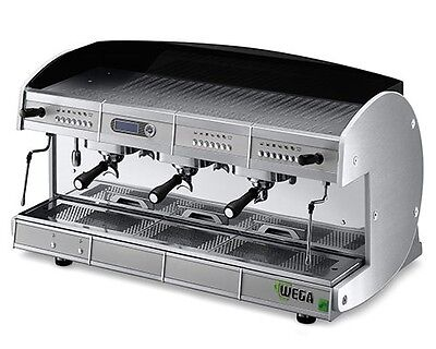 WEGA Concept EVD 3 Group Commercial Espresso Coffee Machine