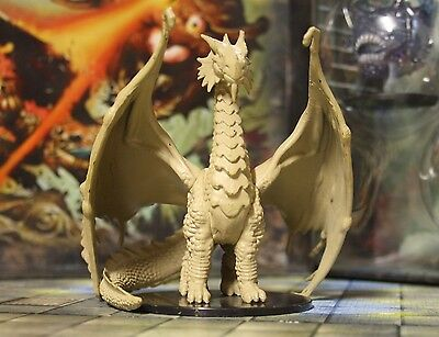D&D Miniatures - Against The Giants - Elder Red Dragon - Dungeons & Dragons