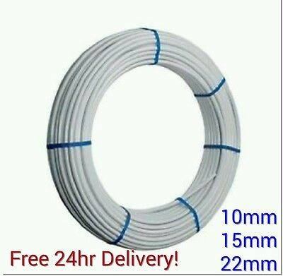 SALE! barrier pipe 10/15/22mm Hep20/polypipe/speedfit compatible SALE! Pushfit
