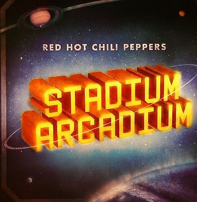 RED HOT CHILI PEPPERS - Stadium Arcadium - Vinyl (4xLP box)