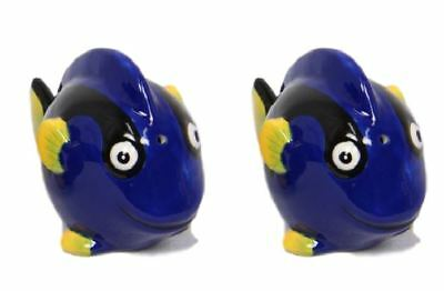Collectable Novelty Salt and Pepper Set FINDING DORY FISH Kitchen  NEW