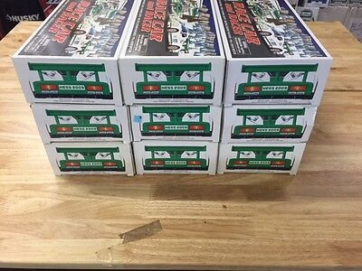 LOT OF 9x 2009 USED HESS TRUCKS
