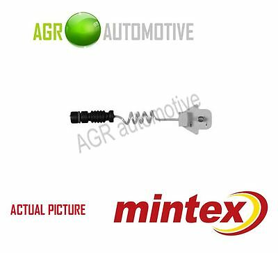 Mintex Front Brake Pad Wear Sensor Warning Indicator Genuine Quality - Mwi0111