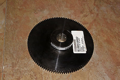 "Martin Steel Spur Gear 104 teeth  1-3/16"" bore 16 pitch   S16104"