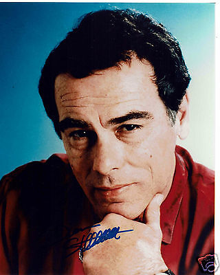 Dean Stockwell American Film and television actor  Signed Photograph 10 x 8