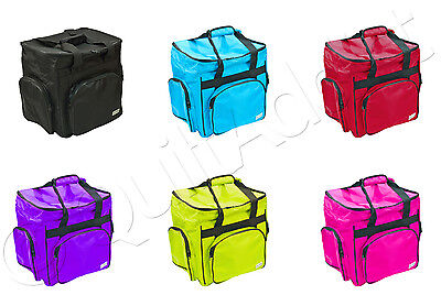 Tutto Serger/Accessory Bag - Choose from 6 Colors - Storage Box Sewing Case Tote