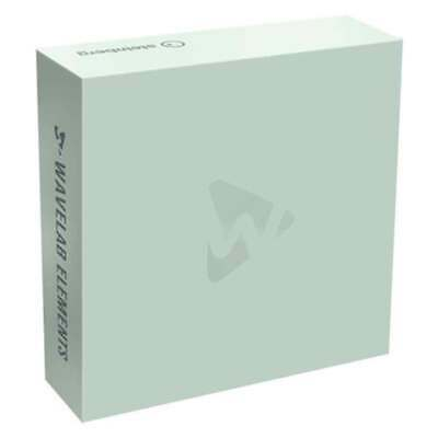 Steinberg WaveLab Elements 9 Software Mastering and Audio editing Software