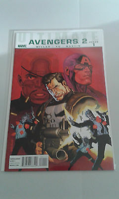 Ultimate Avengers 2 Issue 1