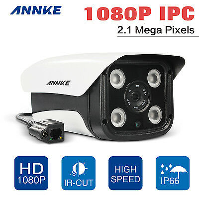 ANNKE 3XZoom 720P HD PTZ CCTV Dome Security Camera IR-CUT Night Vision Outdoor