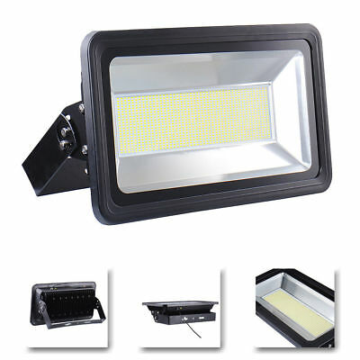 2X 100 Watt Warm White LED Floodlights IP65 Outdoor Lamp Flood light 220V 80W