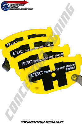 Set EBC Uprated Yellowstuff Rear Brake Pads- For S15 Silvia SR20DET Spec R