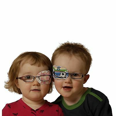 Kids Eye Patch for Squint - Lazy Eye, Occlusion treatment, LEFT EYE Glasses