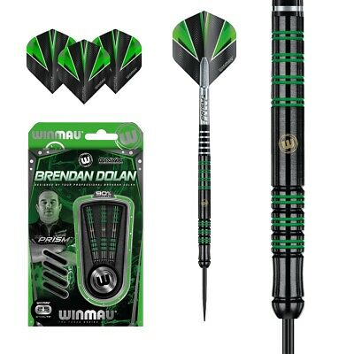Brendan Dolan 90% Tungsten Steel Tip Darts by Winmau - Choose 23 or 25 Gram