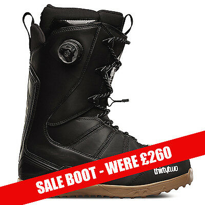New 32 SESSIONS GRENIER Snowboard Boot Thirty two 15/16 - BOA / LACE WERE £260