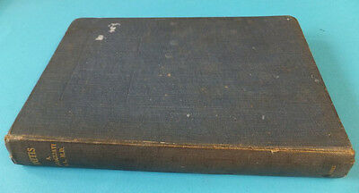 Antique 1916 1st Ed Medical Book Initis Nutrition and Exercise Rabagliati MA MD