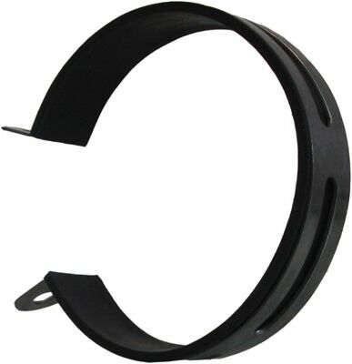 Exhaust Clamp 95-100mm Stainless with rubber insert (Each)