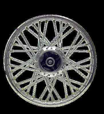 Rear Wheel CG125 style (drum brake) (Rim 1.40 x 18) (Each) (Each)