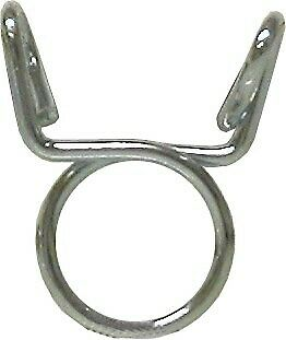 Petrol Pipe Clips 6mm Thin Wire Type (Per 20)