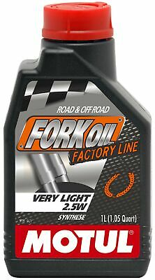 Motul Fork Oil Factory Line Very Light 2.5w (1 Lt)